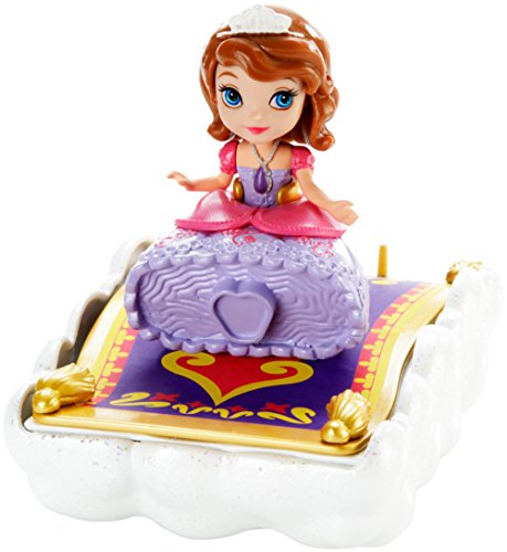 Disney Sofia the First 3-Inch Doll and Magic Carpet