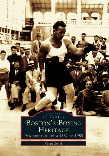 Boston's  Boxing  Heritage:  Prizefighting  from  1882  to  1955  (MA)   (Images  of  Sports) (Boston Honey Company compare prices)