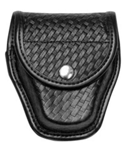 bianchi-accumold-elite-hidden-snap-7917-double-cuff-case-basketweave-black