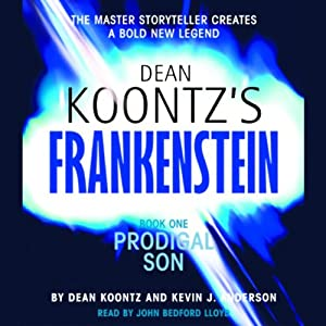 Frankenstein, Book One: Prodigal Son Audiobook