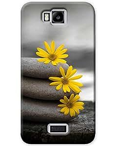 MobileGabbar Huawei Honor Bee Back Cover Printed Designer Hard Case