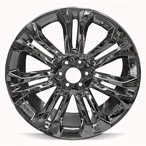 New 20 inch Replacement Alloy Wheel Rim compatible with GMC Sierra 1500 2014-2018