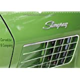 "Corvette & Company (Wandkalender 2013 DIN A3 quer): US-Auto Details (Monatskalender, 14 Seiten)von ""Maximilian Buckstern"""