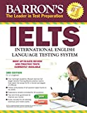 img - for Barron's IELTS with Audio CDs, 3rd Edition book / textbook / text book