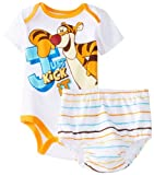 Disney Baby Unisex-Baby Newborn Pooh Diaper Cover Set