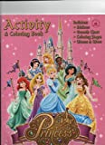 Disney Princess and Friends Activity and Coloring Book