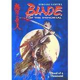 Blade of the Immortal, Vol. 1: Blood of a Thousand ~ Hiroaki Samura