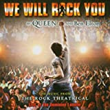 We Will Rock You: Cast Album Original London Cast