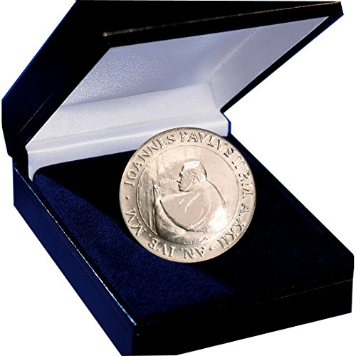 American Coin Treasures Citta Del Vatican Lire 50 Coin (Pope John Paul Ii Coin compare prices)