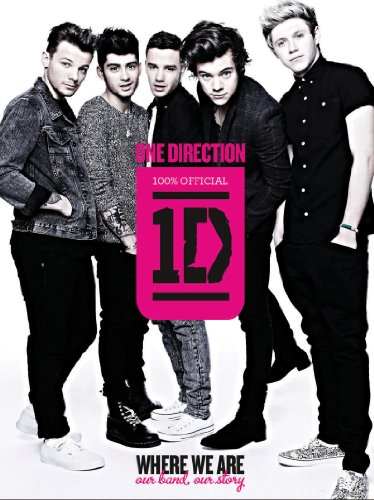 One Direction: Where We Are: Our Band, Our Story: 100% Official (One Direction Kindle compare prices)