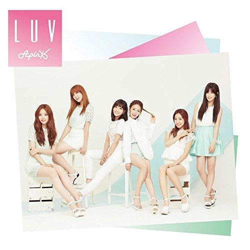 LUV -Japanese Ver.-(初回生産限定盤A)(DVD付)(グッズ付)