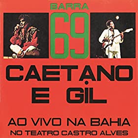 Amazon.com: Barra 69: Caetano Veloso & Gilberto Gil: MP3