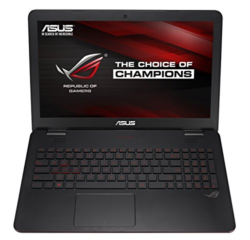 ASUS ROG GL551JW-DS71 15.6-Inch FHD Gaming Laptop, NVIDIA GeForce GTX 960M Discrete Graphics