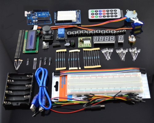 Asiawill® Uno R3 Board Microcontroller Development Experiment Kit For Arduino