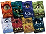 The Last Dragon Chronicles Collection - 8 Books RRP £54.92 (The Fire Within; Icefire; Fire Star; The Fire Eternal; Dark Fire; Fire World; The Fire Ascending; Rain and Fire) Chris d'Lacey