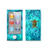 IPod Nano (7G) skin - Sacred Honu - High quality precision engineered removable adhesive skin for the Apple iPod nano 16GB 7th Generation (Latest Model - Launched Sept 2012) with Sea Turtle Design