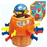 5 Inch Pop The Pirate Mini Game - Gre...