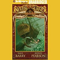 Escape from the Carnivale: A Never Land Adventure (       UNABRIDGED) by Dave Barry, Ridley Pearson Narrated by Jim Dale
