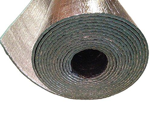 Car Insulation - 4' x 4' Roll (16 Sqft) Sound Deadener & Heat Barrier Mat - Automotive Lightweight Thermal Insulation (Door Insulation Mat compare prices)