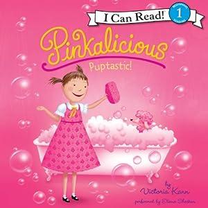 Pinkalicious: Puptastic! Audiobook