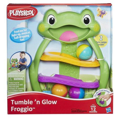 Playskool Toy Food : Playskool tumble n glow froggio hardware plumbing