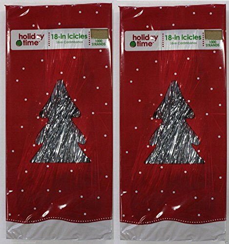 Icicles For Christmas Trees.Top 5 Best Christmas Tree Icicles Tinsel For Sale 2016