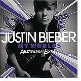 Justin Bieber My Worlds - Australian Edition