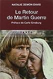 Le Retour de Martin Guerre (2847345299) by Natalie Zemon Davis