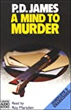 img - for A Mind to Murder: Inspector Adam Dalgliesh, Book 2 book / textbook / text book