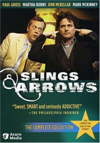 Slings & Arrows: The Complete Collection front-335887