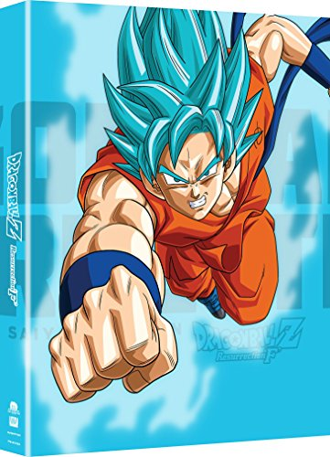Dragon Ball Z - Resurrection 'F' - Collector's Edition [Blu-ray + DVD + Digital HD]