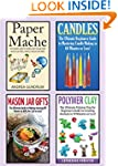 Crafts: 4 in 1 Crafting Box Set: Book...