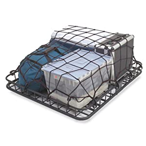 Outland 13551.30 Universal Application Cargo Net for Roof Rack Stretch Net