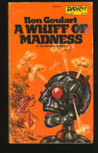 A Whiff of Madness, Ron Goulart