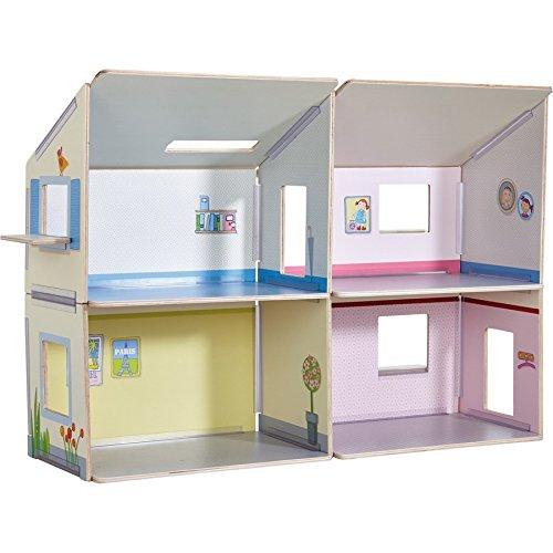 HABA 300503 – Little Friends – Puppenhaus Villa Sonnenschein günstig online kaufen