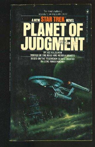 Image for Planet of Judgement (Star Trek TOS)