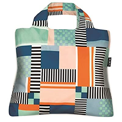 Envirosax BP.B5 Bondi Pavilion Reusable Shopping Bag, Multicolor
