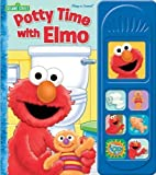 img - for Sesame Street: Potty Time with Elmo (Sound Book) by Editors of Publications International (Aug 1 2011) book / textbook / text book