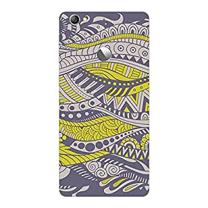 Garmor Designer Silicone Back Cover For Letv Le 1S