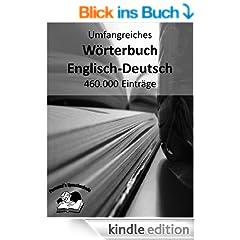 Umfangreiches W�rterbuch Englisch-Deutsch 460.000 Eintr�ge (Pommel`s Sprachschule 1)