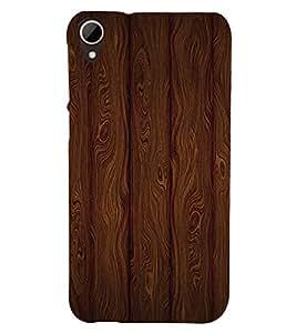 EPICCASE Woody Cases Mobile Back Case Cover For HTC Desire 828 (Designer Case)