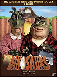Dinosaurs - The Complete Third and Fourth Seasons from Buena Vista Home Entertainment