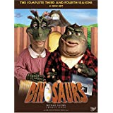 Dinosaurs - The Complete Third and Fourth Seasons ~ Bill Barretta