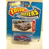 "2011 Hot Wheels Color Shifters Water Revealers Series ""Audacious"""