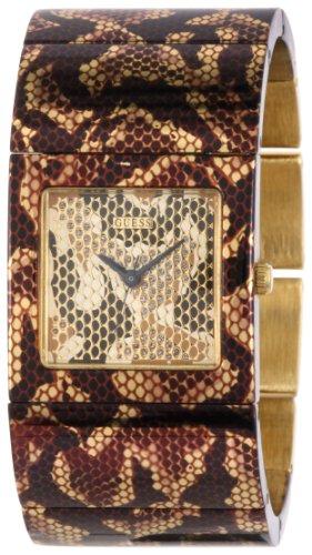 Guess G2G Python W13089L1 - Reloj de mujer de cuarzo, correa de acero inoxidable color varios colores