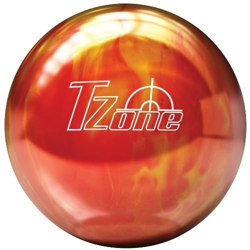 Brunswick TZone Hot Lava Bowling Ball (14-Pounds)