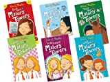 Enid Blyton Malory Towers Collection, 6 Books, Books 1 - 6 (First Term at Malory Towers, Second Form at Malory Towers, Third Year at Malory Towers, Upper Fourth at Malory Towers, In the Fifth at Malory Towers, Last Term at Malory Towers)