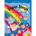 Super songs : Songs for very young listeners