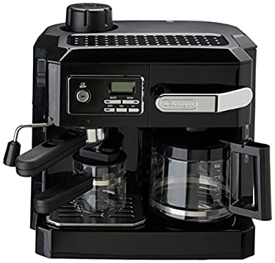 DeLonghi BCO320T Espresso and Drip Coffee Maker