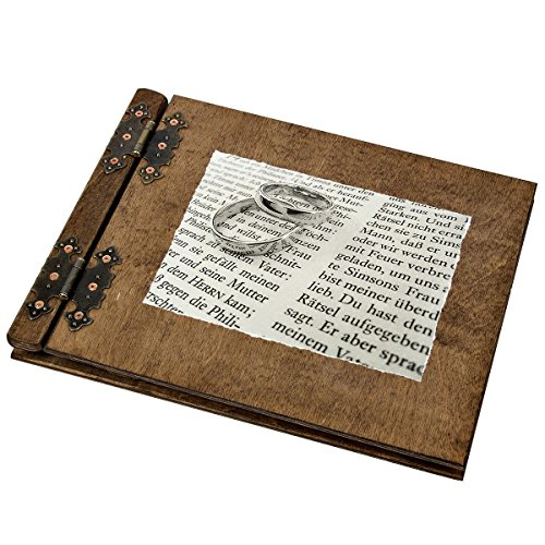100-pages-guestbook-bible-and-rings